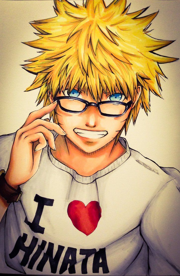 Nerdy Naruto by McJay1994 on deviantART