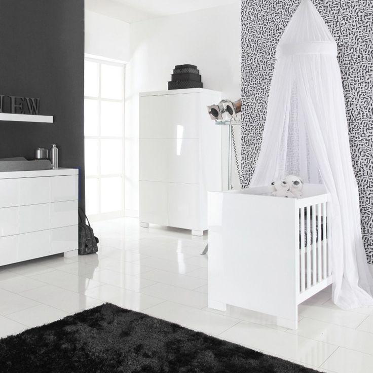 Kidsmill - Βρεφικό δωμάτιο Brilliant Gloss #nursery #NurseryRoom #NurseryFurniture #baby #Kidsmill #growingup #BebejouHellas