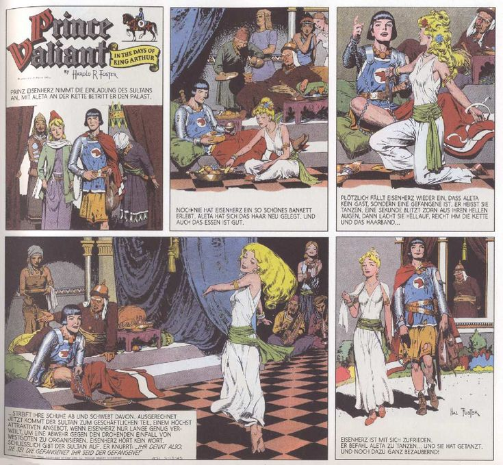 porn Prince valiant cartoon