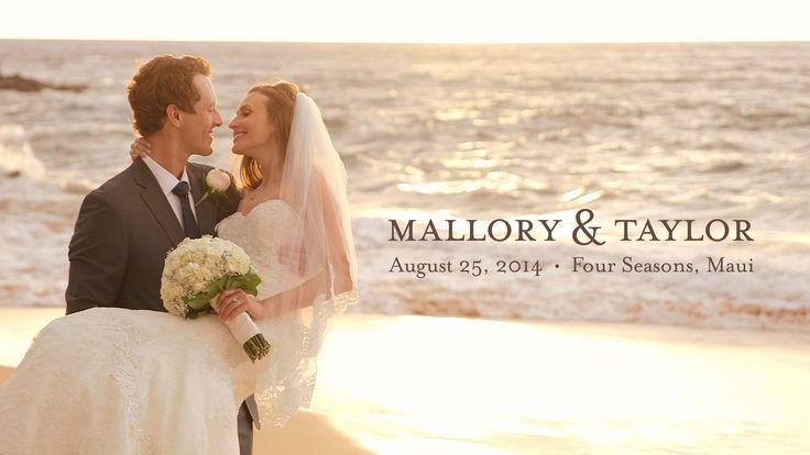 Four Seasons Maui Wedding - Wedding Cinematography by Ohana Films