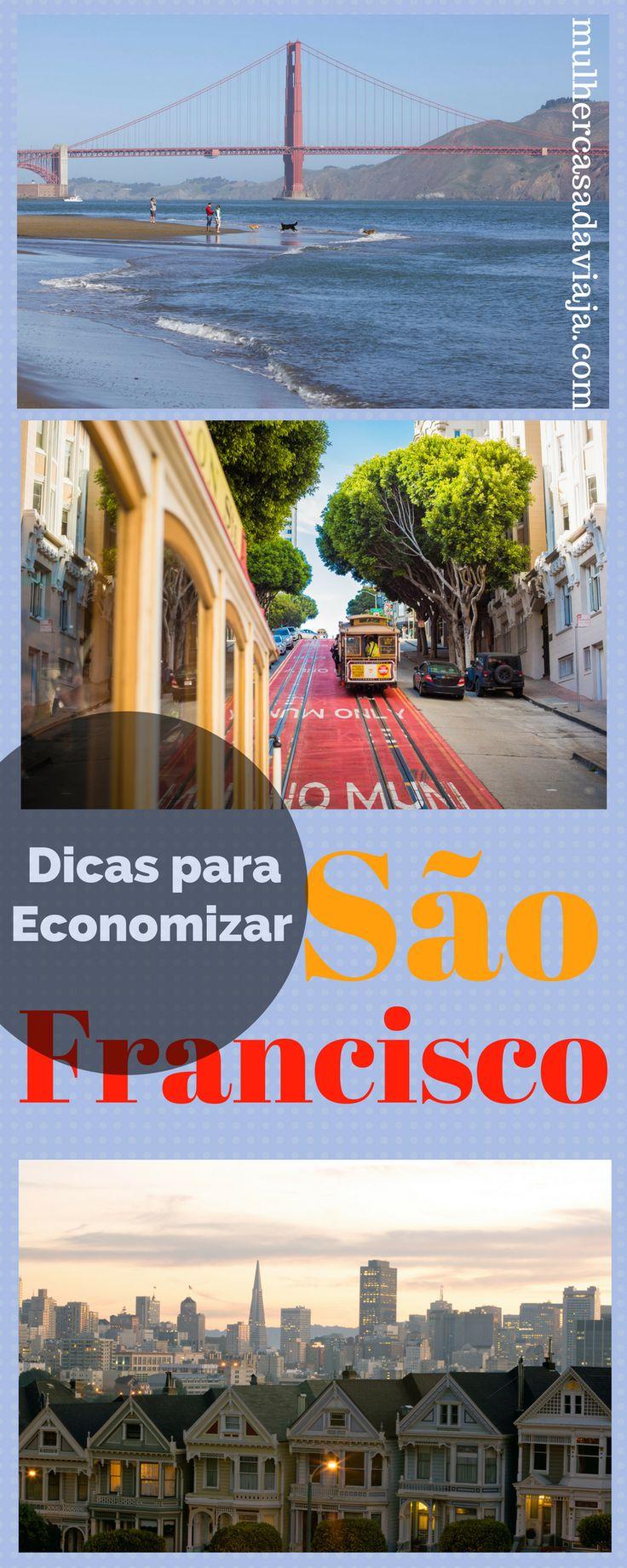 São Francisco não é uma cidade barata. Saiba como economizar em hospedagem, alimentação e nas atrações.