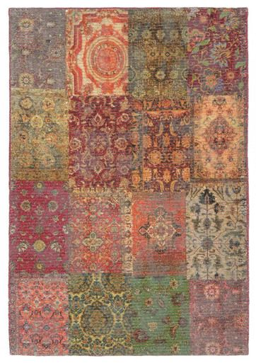 "Liora Manne Marbella Old Persian Indoor Rug Red 20""""X30"""""
