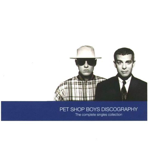PET SHOP BOYS Discography [1991] Music Covers and Album