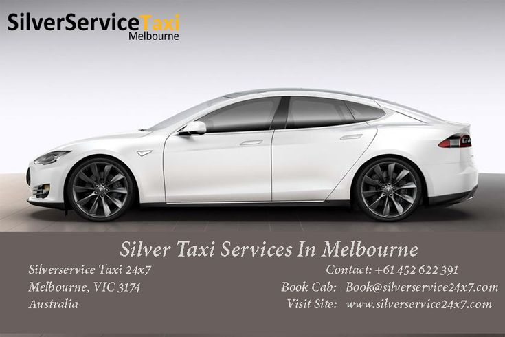 If you are looking for a #taxi in #Melbourne, #Silverservice24x7 #Taxi #Melbourne are #Best #Silver #Taxi #service in #Melbourne and most #reliable #Taxi and #Airport #transfers #Services. Book #Cabs by Book@silverservice24x7.com visit our site www.silverservice24x7.com Call at +61 452 622 391