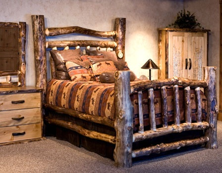 20 best Cedar Bedframe images on Pinterest | Beds, 3/4 beds and ...