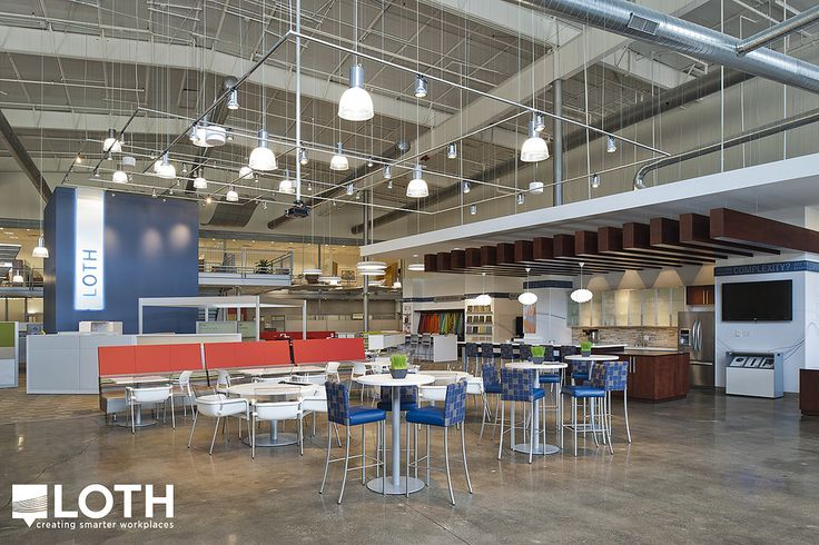 Provided Architecture Services For The Loth Showroom. Call Us Today To  Discuss Your Retail Design Project!