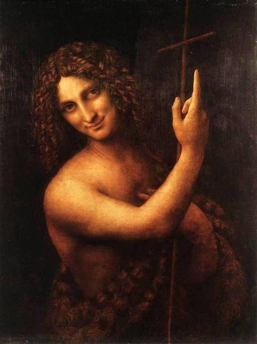 Иоанн Креститель. 1513-16