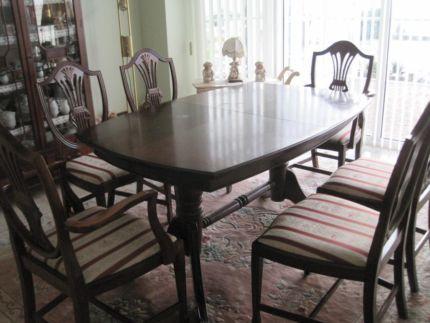 6 englische Stühle-mahagoni in Niedersachsen - Gehrden | Stühle gebraucht kaufen | eBay Kleinanzeigen