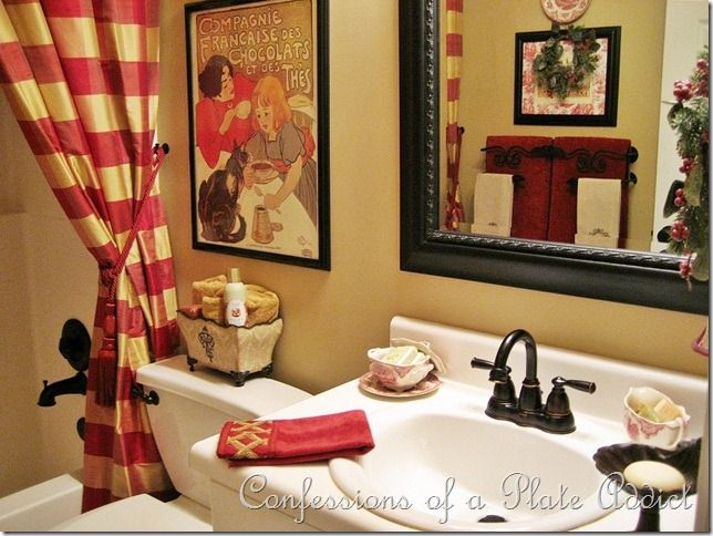 17 best ideas about french country bathrooms on pinterest for French country bathroom designs