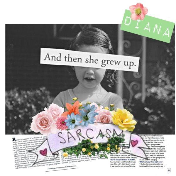 random things #kids #flowers #sarcasm