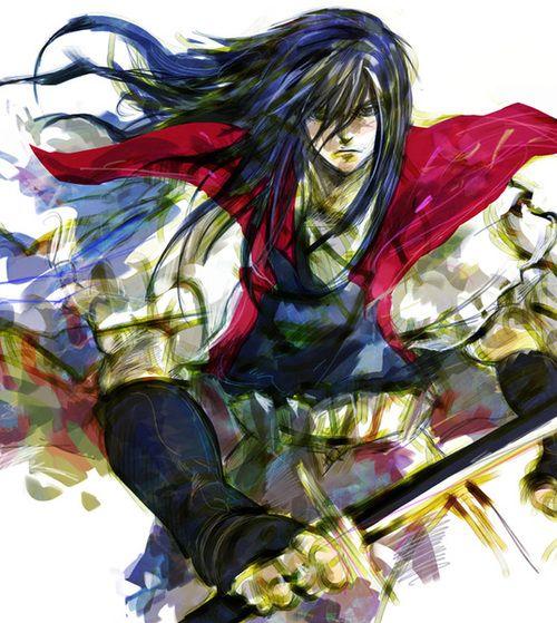 Hiko Seijuro XIII - Rurouni Kenshin,Anime