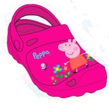 Le clogs 100% merchandise ufficiale Peppa Pig, a 13.50 € le trovate solo su http://www.robedacartoon.it/nella-scarpiera/bambina/estate/peppa-pig/clogs-peppa-pig-fucsia-23181.html Per il mare o la piscina! Perfette per l'estate!