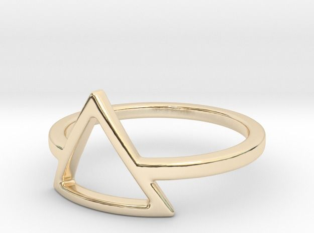 Teepee Ring by Dyani + Jade