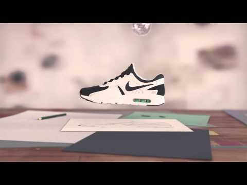 tinker hatfield discusses the NIKE AIR MAX ZERO