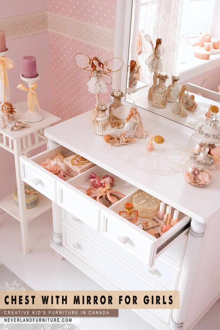 Bedroom Furniture Ideas for Teen and Adolescent Girls at Neverland Furniture in Canada  Neverland Furniture ph: 1 877 857 9609 http://neverlandfurniture.com Creative kid's furniture in Canada  #adolescentgirl #teenage #adolescent #canada #furniture #furnitureforkids #bedroomfurniture #bedroom #drawer #drawers #drawerchest #chest #chestforgirls #chestforgirl #chestwithmirror #withmirror #mirror #BedroomFurnitureIdeas #Teen #Adolescent #Girls