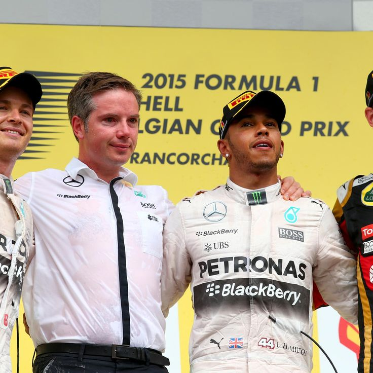 Lewis Hamilton  took his sixth win of the 2015 Formula One season in Sunday's Belgian Grand Prix at Spa-Francorchamps...
