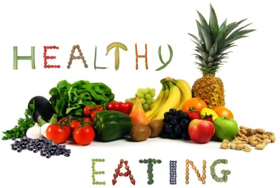 Healthy eating tips on the go.