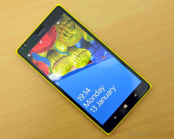 Nokia Lumia 1520 Specifications and Review
