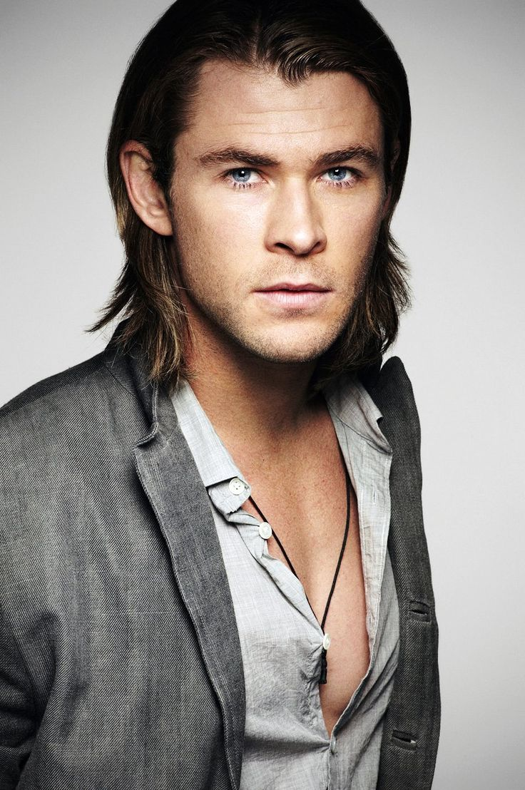 Chris Hemsworth as Christian Grey?