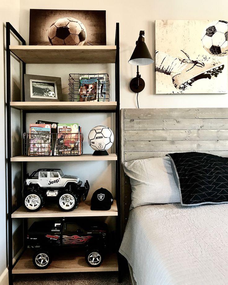 25 Best Ideas About Boys Industrial Bedroom On Pinterest: Best 25+ Soccer Themed Bedrooms Ideas On Pinterest