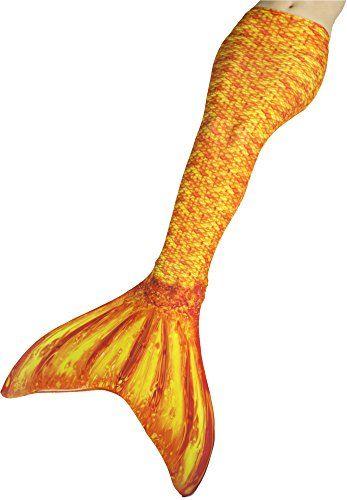 Fin Fun Mermaid Tail for Swimming, Includes Monofin, Tropical Sunrise, Women's X-Small Fin Fun http://www.amazon.com/dp/B010G9Z3II/ref=cm_sw_r_pi_dp_.a1Zvb0XVXGSR