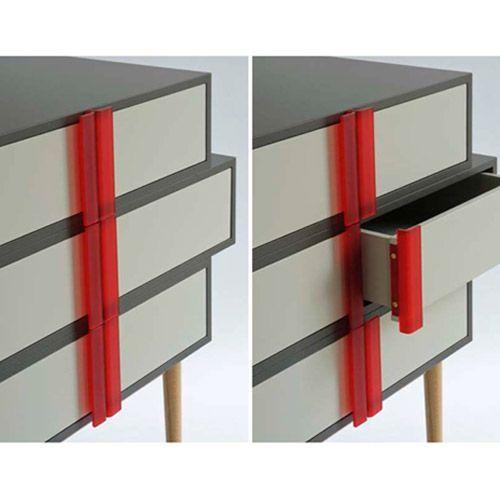 Cassettiera A-Line Dresser - design Pincovici - Cole'