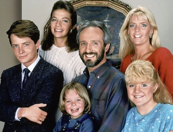 The original cast of Family Ties reunited on the Today Show this morning. It was the first time they've been together publicly since the NBC series ended 26 years ago. http://tvseriesfinale.com/tv-show/family-ties-see-the-cast-reunite-after-26-years-38466/?utm_content=bufferc6855&utm_medium=social&utm_source=pinterest.com&utm_campaign=buffer Have you watched this sitcom?