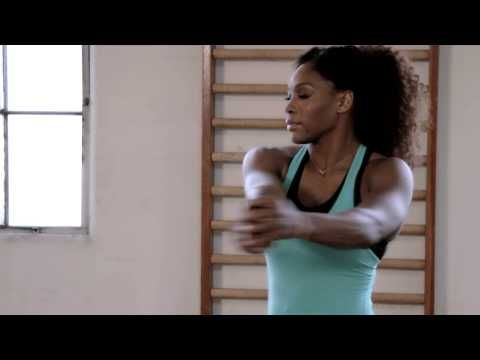 Now you can train like Serena! The No.1 ranked player joins Nike Training Club