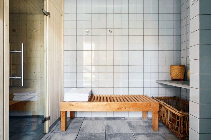 La sauna - AD España, © D.R.