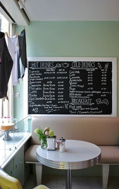 Primrose Bakery | London by Camila.rd, via Flickr