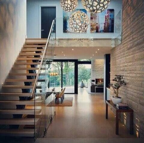 Best Images About Inrichting On Pinterest Fireplaces Light - Burkehill residence canada