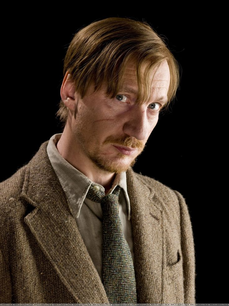 Totally love him. Remus Lupin <3 Fuck Twilight, Lupin is the coolest werewolf ever!