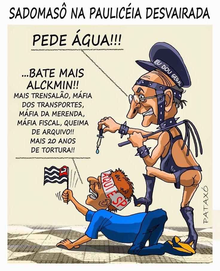 Esquerda Caviar: O desgoverno Alckmin: fascismo travestido de efici...
