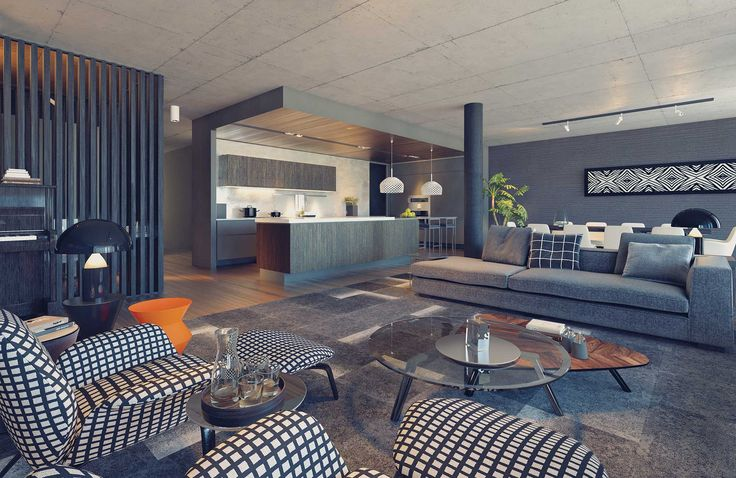 Interiors | VIDA West End | Inspired apartment living