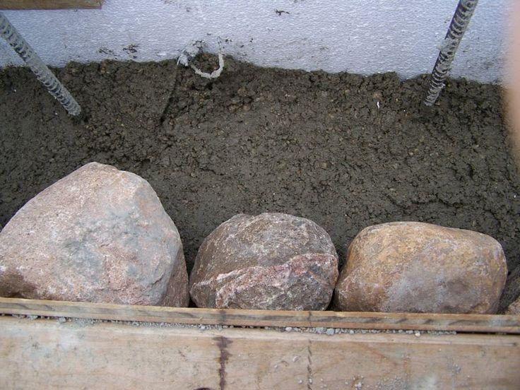 Slipform Stone Masonry : Best images about rock foundations on pinterest cob