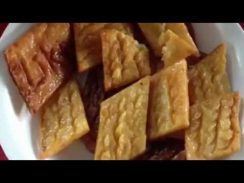 Bangladeshi Pakkon Pitha Recipe - YouTube