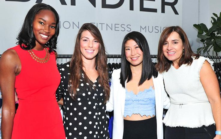 Pro Athletes and Crazy-Successful Execs Answer: What Does It Mean to #PlayLikeAGirl? - SELF