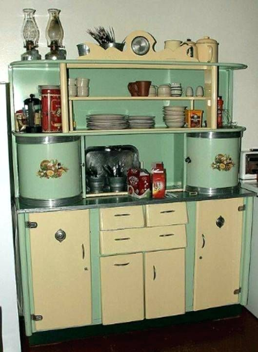 Antique Kitchen Cabinets For Sale Vintage Kitchen Cupboard Not