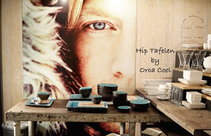 Our New Style Showroom! Industrial look  #Showroom | Orca Cool
