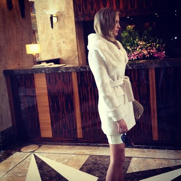 Ivanka Trump collection fall fashion shoot! http://instagr.am/p/MdzfcAikE1/