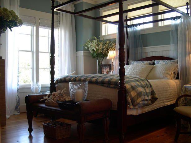 WowWall Colors, Dreams Bedrooms, Dreams Home, Bedrooms Design, Classic Country Bedrooms, Dreams House, Hgtv Dreams, Master Bedrooms, Canopies Beds