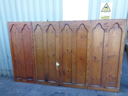 Reclaimed Architectural Items - Frome Reclamation Limited