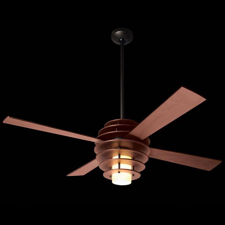 Mid Century Modern Ceiling Fan: 1000+ Ideas About Modern Ceiling Fans On Pinterest