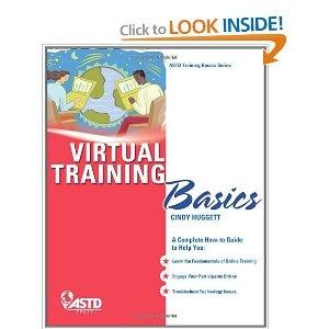 """Virtual Training Basics,"" by Cindy Huggett @CindyHugg"