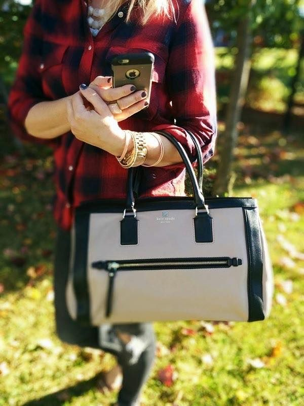 Authentic Kate Spade Hudson Street Kellan bag. New condition with tags. Price 325.00$ CAN. FashionWoo ship throughout Canada and US #fashionwoo #katespade #onlineshop #fall2015 #fashionista #ootd