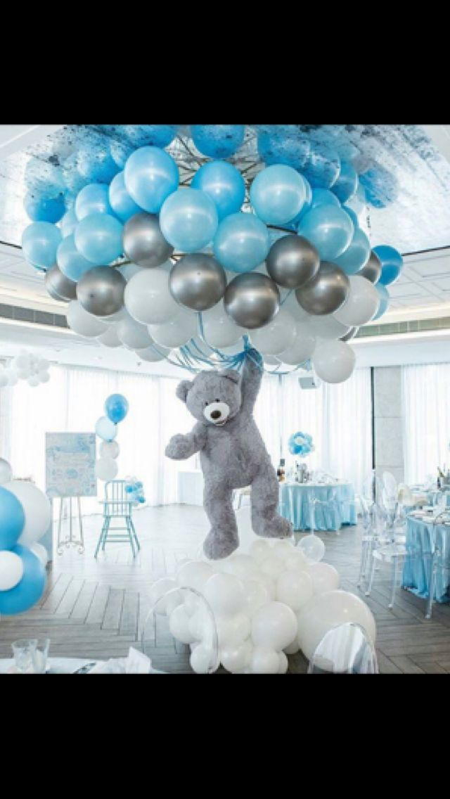 If I Ever Creative Baby Shower Themes Baby Shower Balloons Baby Shower Centerpieces