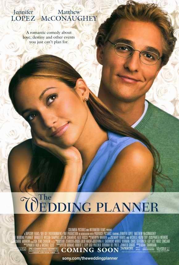 The Wedding Planner.... Matthew McConaughey was hot
