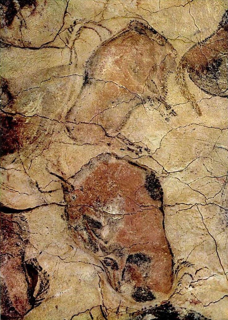 Cueva de Altamira. Santillana del Mar. Cantabria. Spain.