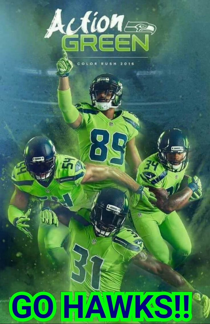 american football seahawks
