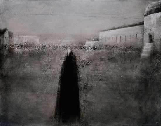 Timo Sälekivi – Aukiolla, Acrylic